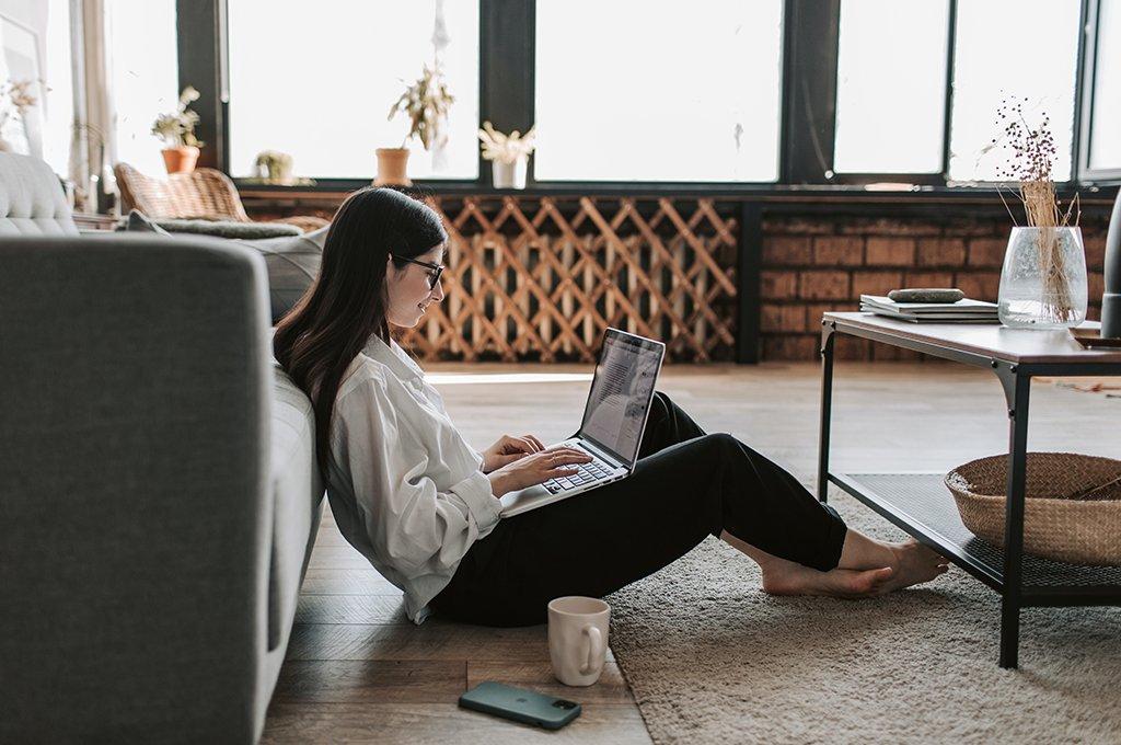Teletrabajar sin perder productividad sino todo lo contrario